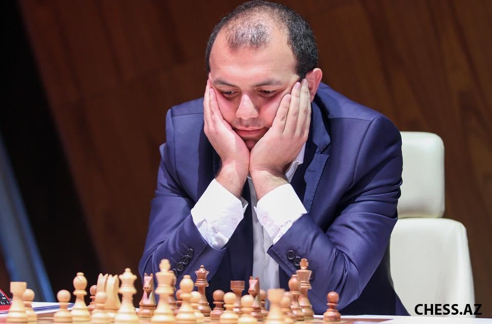 Rauf Məmmədov blits turnirdə iştirak edib